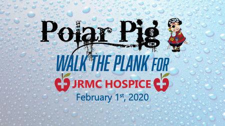 Polar Pig Walk the Plank Event