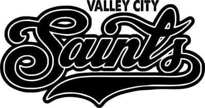 VC Saints Baseball Logo