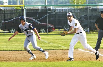 Babe Ruth Game/June 11th