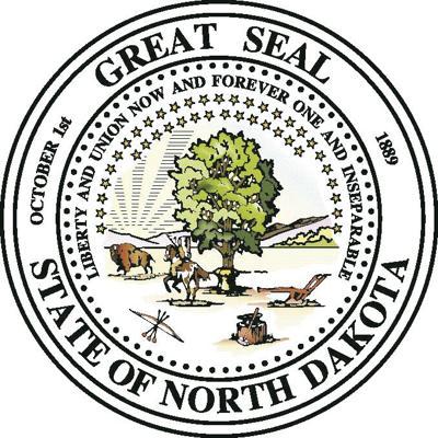 Great Seal of North Dakota