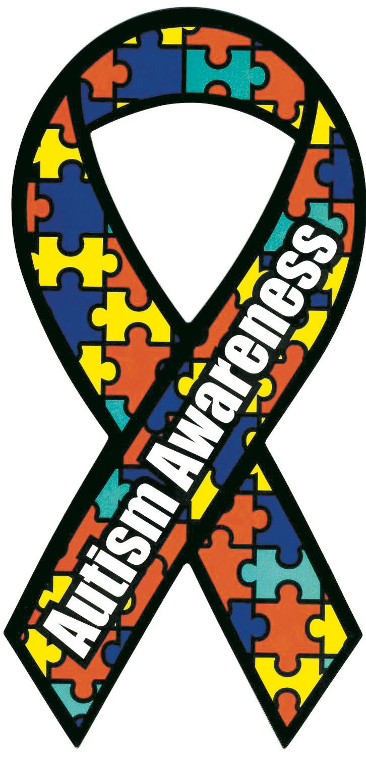 April awareness ribbons