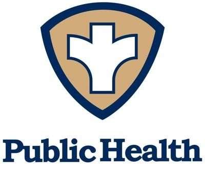 Public Health logo - City-County Health District