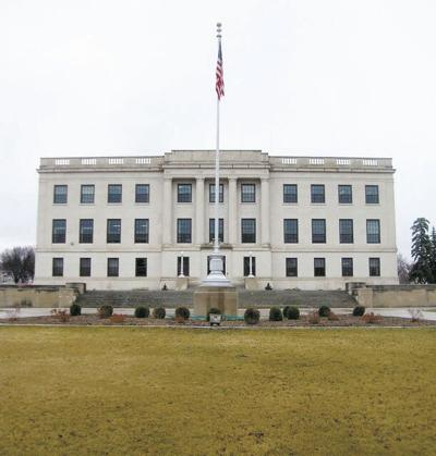 Barnes County Courthouse
