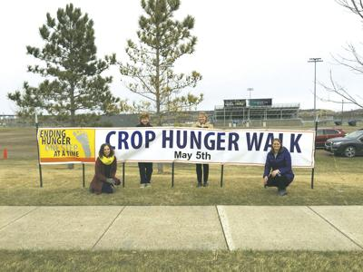 Crop Walk for Hunger 2021