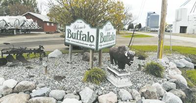 Buffalo ND Welcome Sign