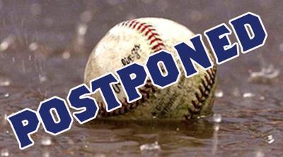 Baseball Game Postponed Due to Rain