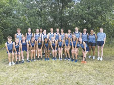 VCHS Cross Country 2021 Team