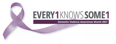 Every1KnowsSome1 Domestic Violence Awareness Month 2021
