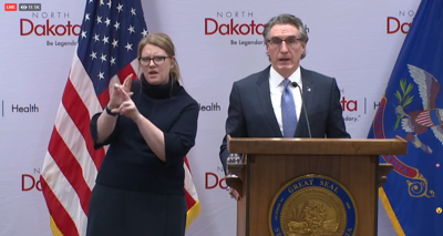 Governor Burgum Press Conference