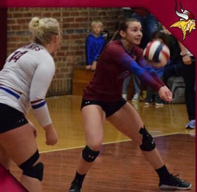 VCSU Volleyball