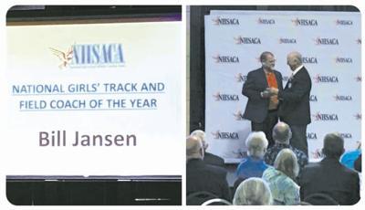 Bill Jansen Coach of the Year