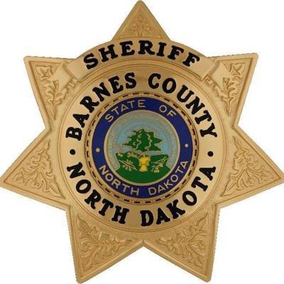 Barnes County Sheriff's Office Badge/Logo