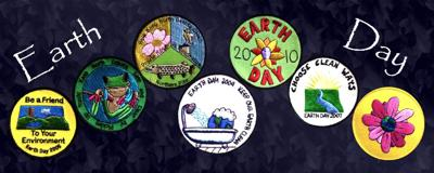 Earth Day Patches 2021