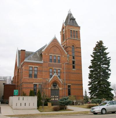 1883 Stutsman County Courthouse