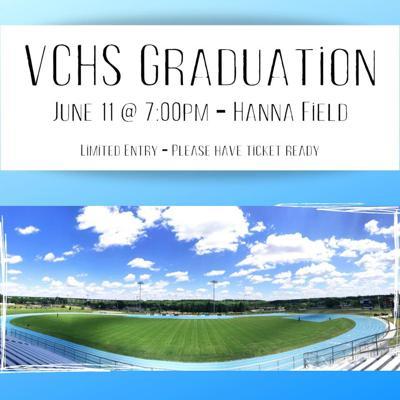 VCHS Graduation