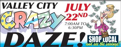 Crazy Daze - July 22nd