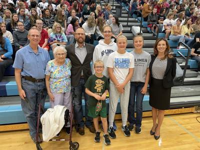 Nielson Family, Baesler 2022 Teacher of the Year Finalist Ceremony
