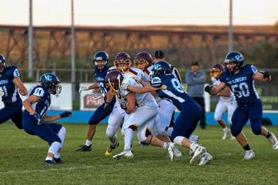 VCHS 2021 Homecoming Football Game vs Turtle Mountain