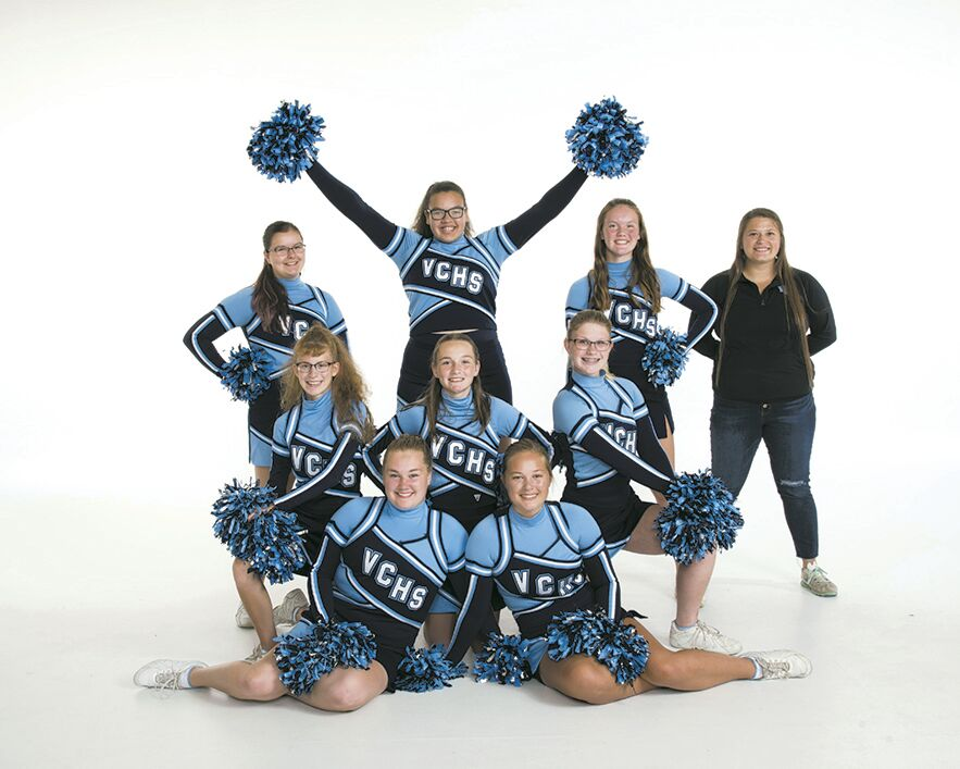 2020-21 Cheerleaders