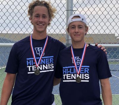 VCHS Tennis West Fargo Invitational 2021