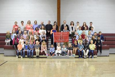 St. Catherine School 2019-2020 Students, Teachers and Staff