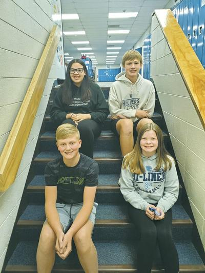 VCHS March Student of Month 2021