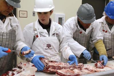 Texas Beef Council & A&M's 706 Class Photo