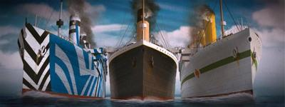 White Star Line Olympic Class