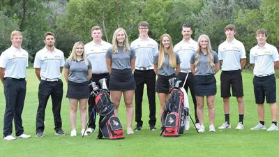 VCSU Vikings Golf 2020