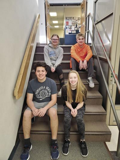 VCHS January Students of the Month