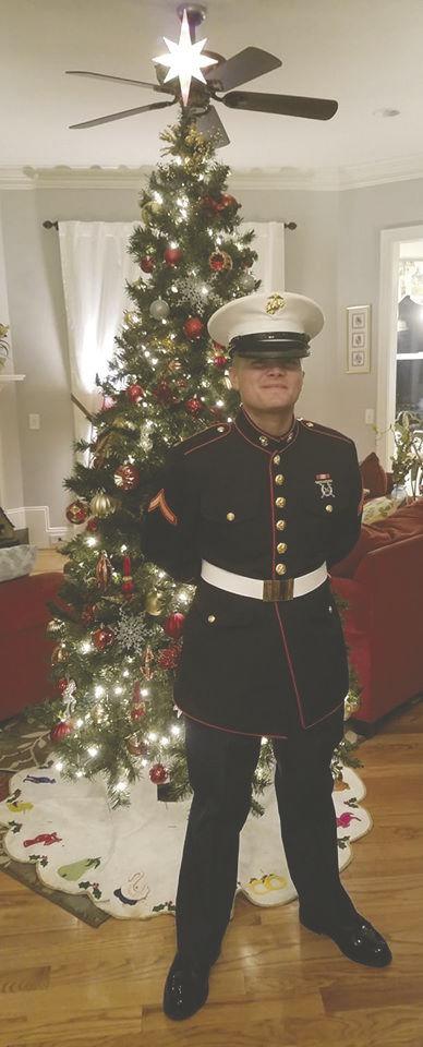 Private First Class Marine Wyatt Hatcher
