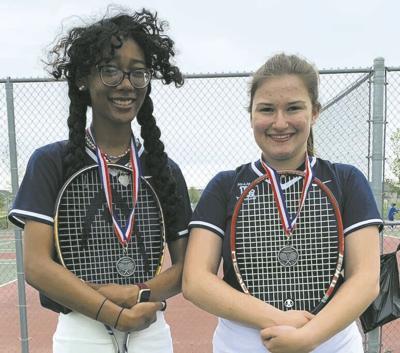 Hi-Liner JV Tennis in Fargo