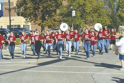 VCSU Marching Band