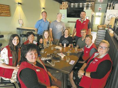 Chamber Ambassadors Visit Brockopp Brewery