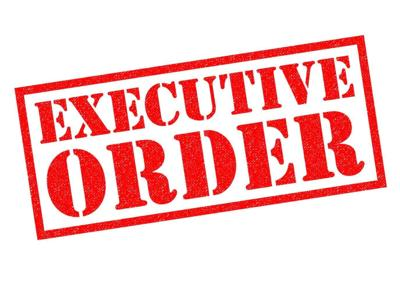 Executive Order Graphic