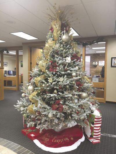 Dacotah Bank Gift Tree