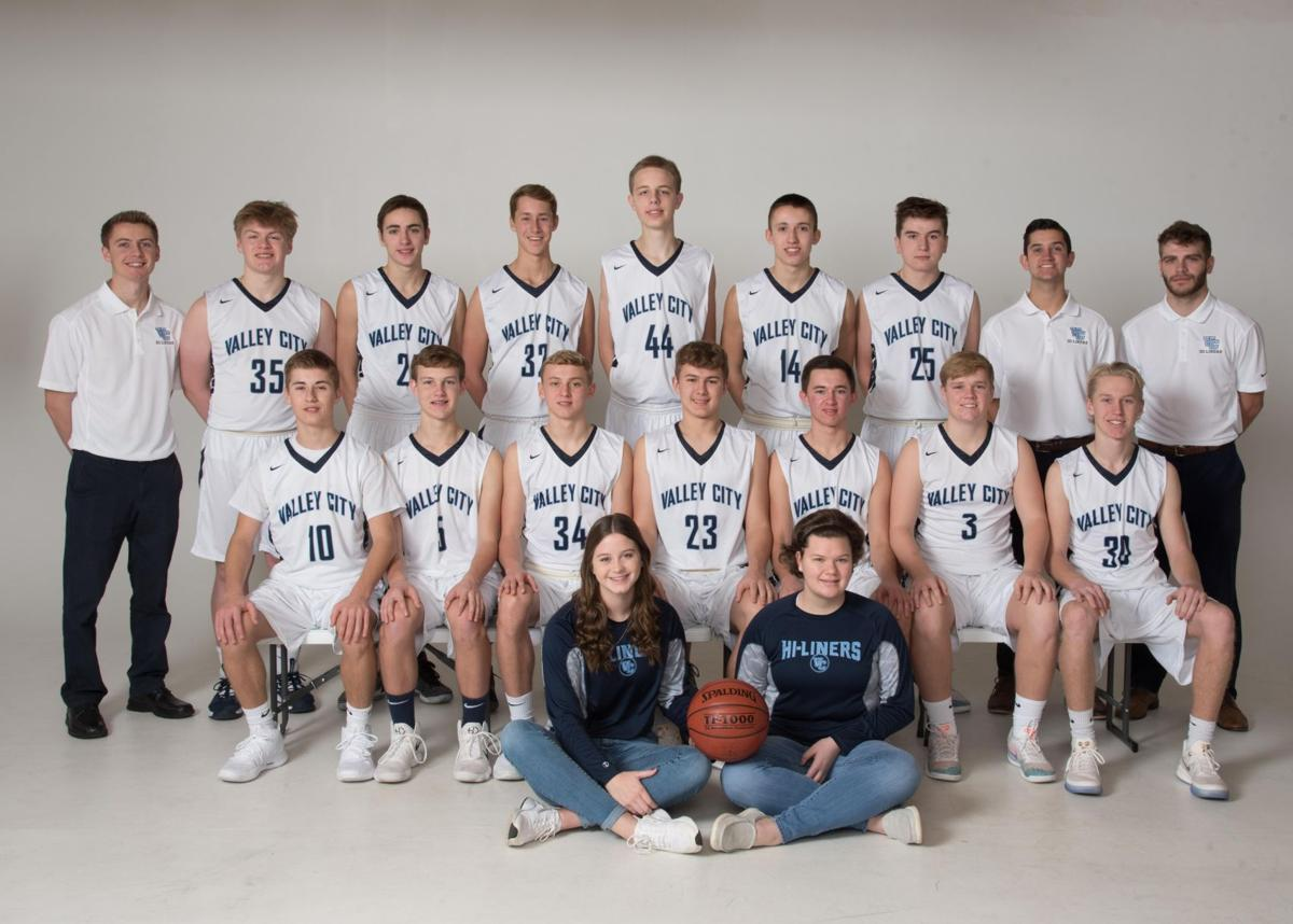 2019 Hi-Liner Boys BB Team