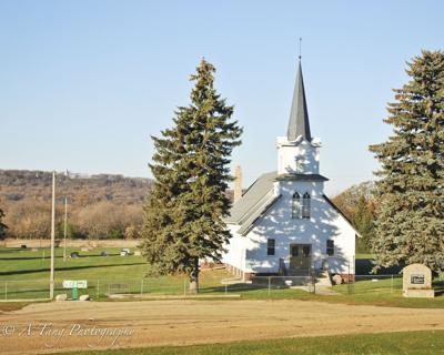Waldheim Church. Kathryn, ND