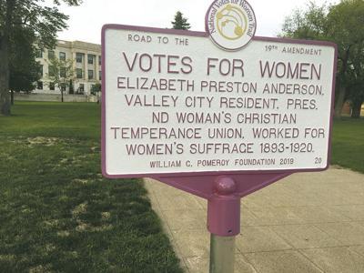 womens movement marker