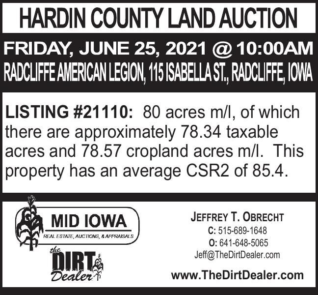 Hardin County Land Auction