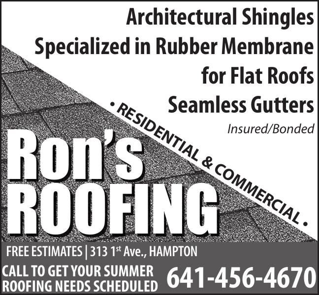 Ron's Roofing