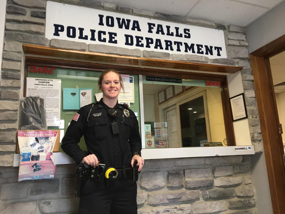 Officer Kate Krieger