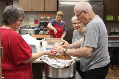 First United Methodist Community Meal