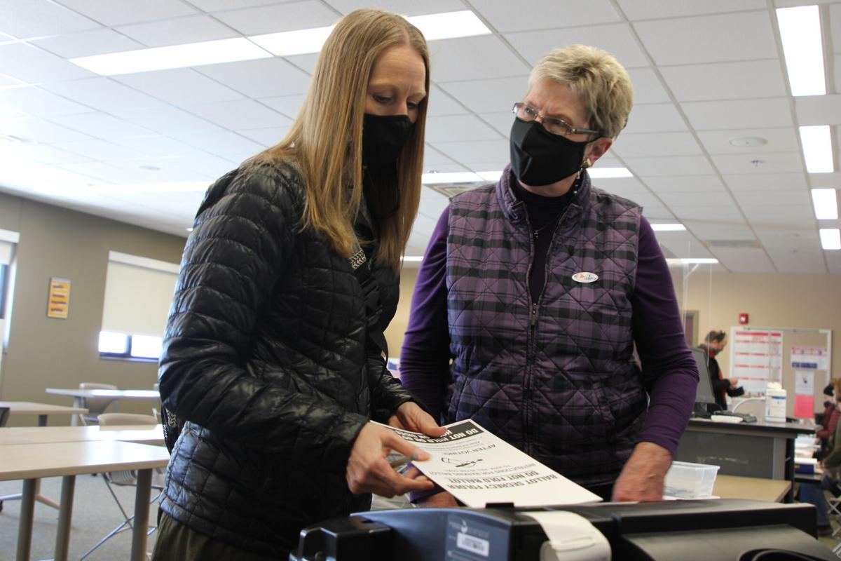 Iowa Falls School Bond Election