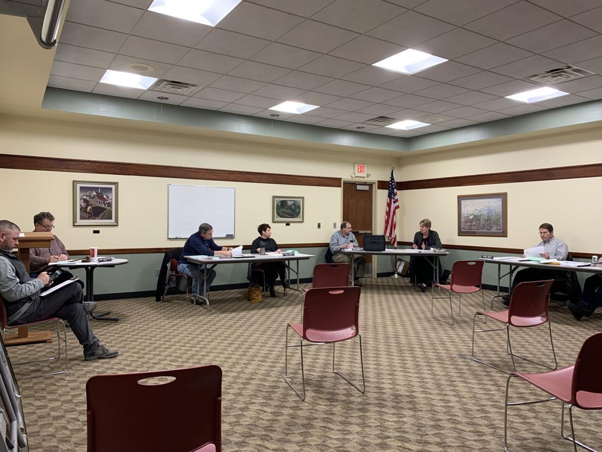 Iowa Falls City Council COVID-19