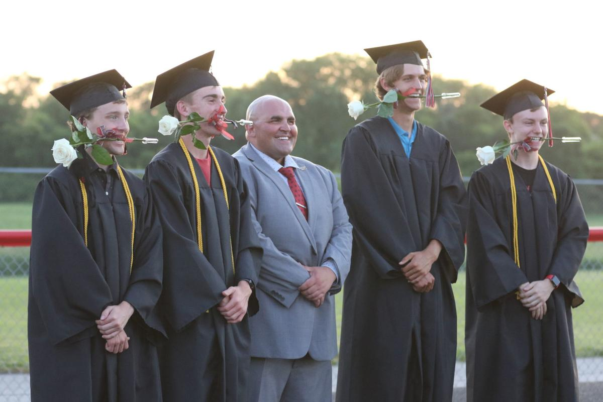 South Hardin Commencement