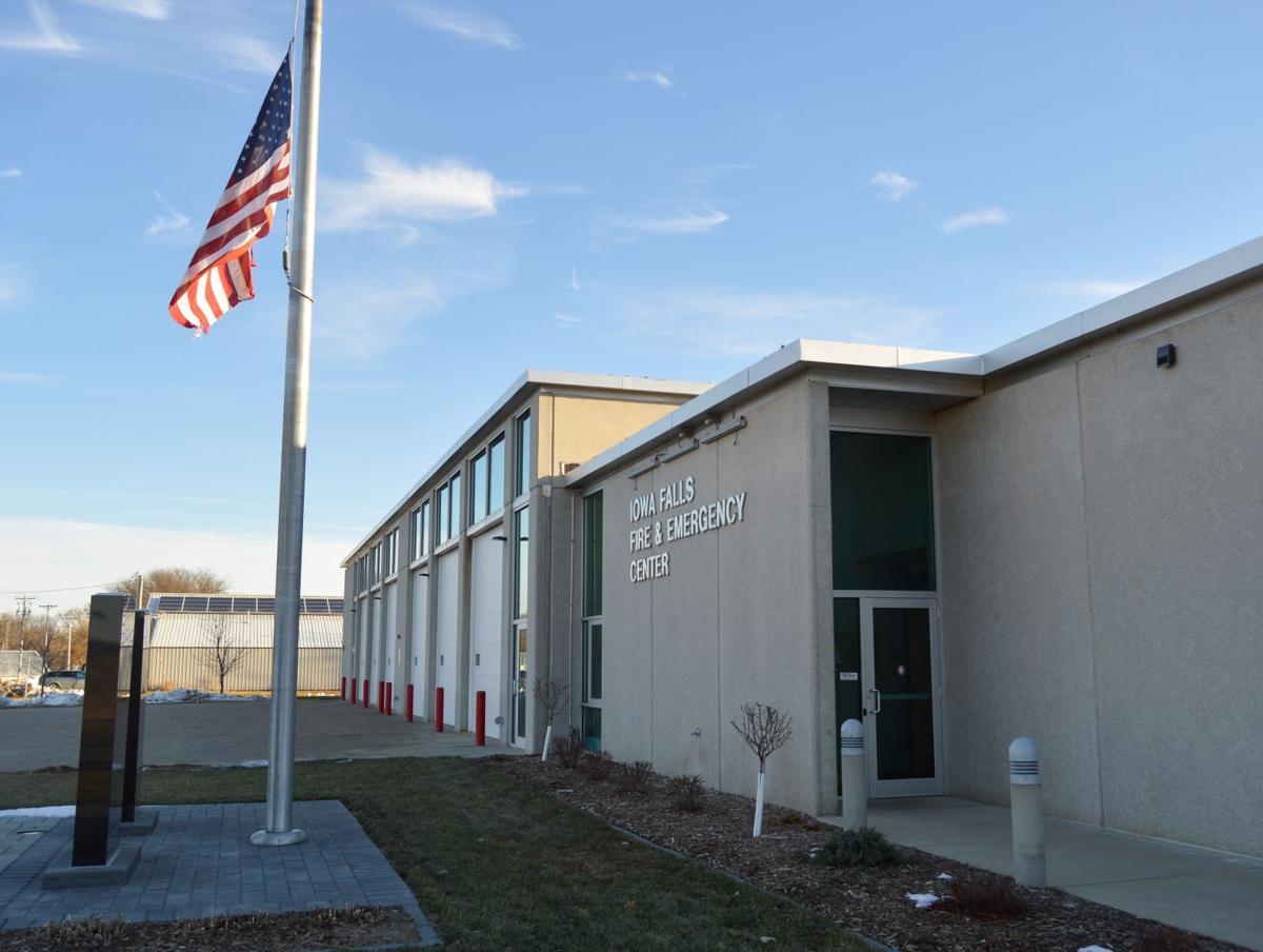Iowa Falls Fire Station
