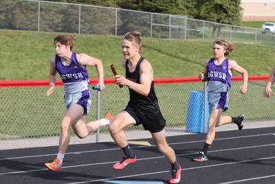 Sprint Medley relay