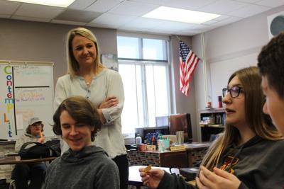 Teacher Spotlight: Sadie Pfantz
