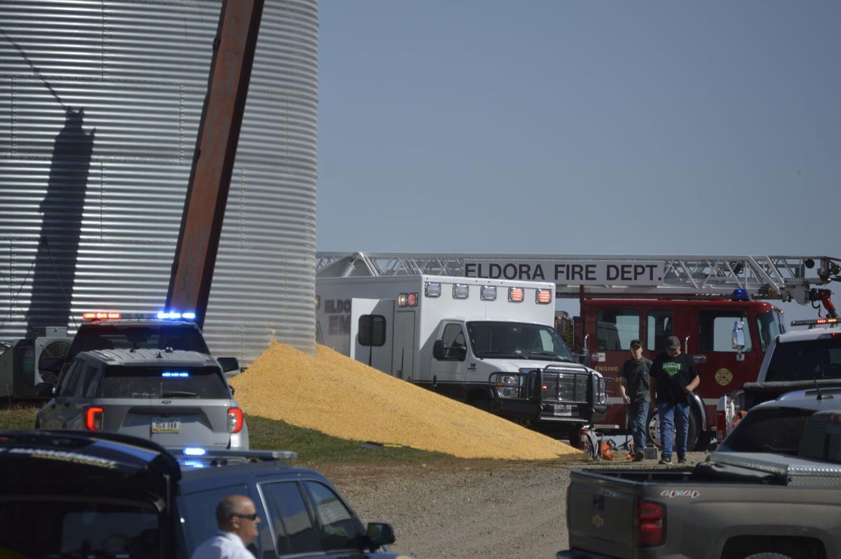 Grain Bin Accident Oct. 7